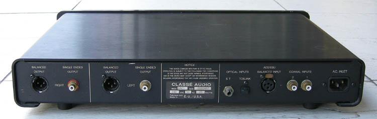High-end pre-amplifier, dac, headphone amp