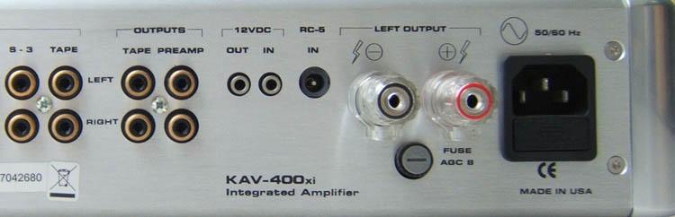 Krell Kav 400xi
