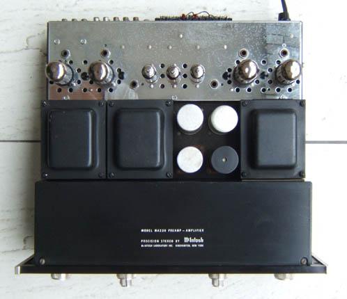 Mcintosh Ma on Ma Audio Amplifier