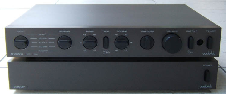 Audiolab-8000C-Grey