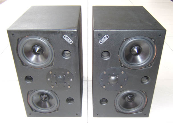 Acoustic Energy Ae1 Mkii Reference Bi Wire Speakers With