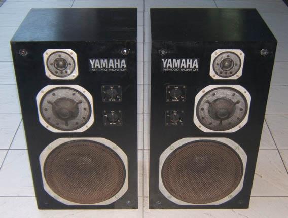 Yamaha Sanctuary Speakers